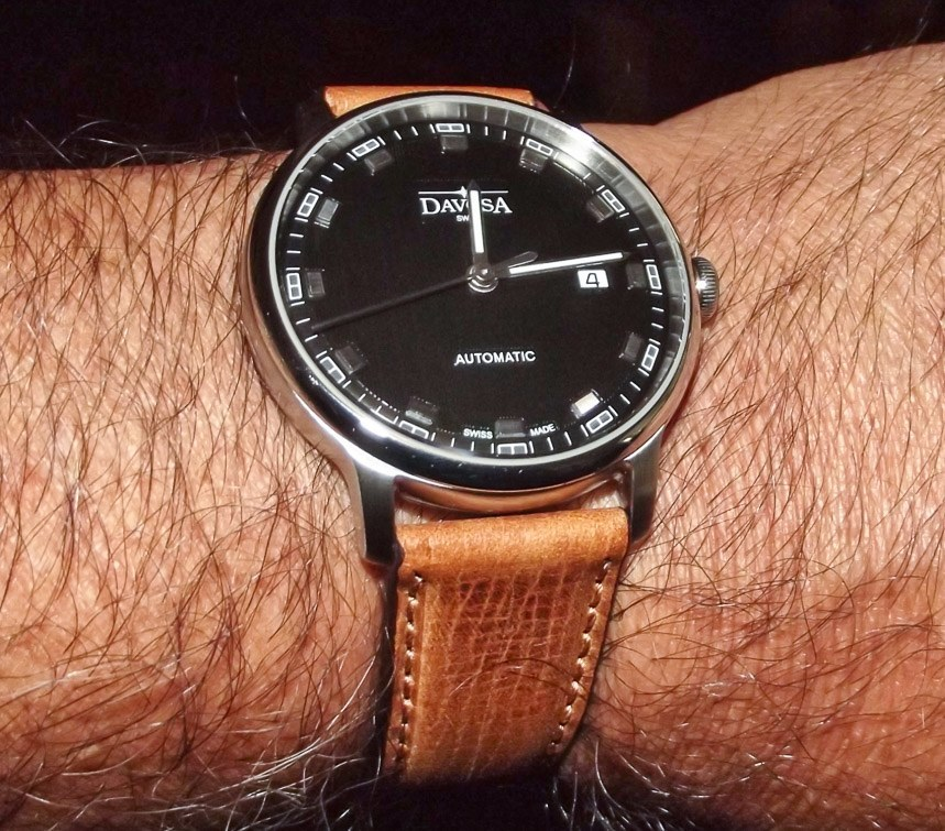 Replica WATCH WINNER REVIEW Davosa Vanguard Automatic