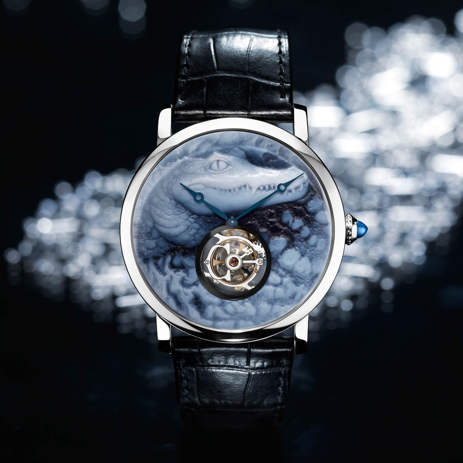 Witness the miracle latest fake cartier watches
