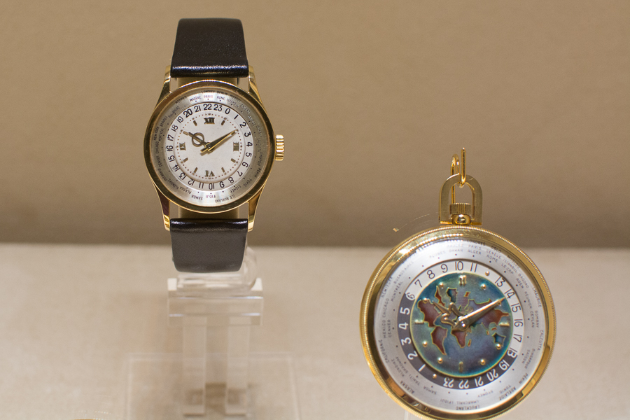 Replica Patek Philippe Exhibition in Munich