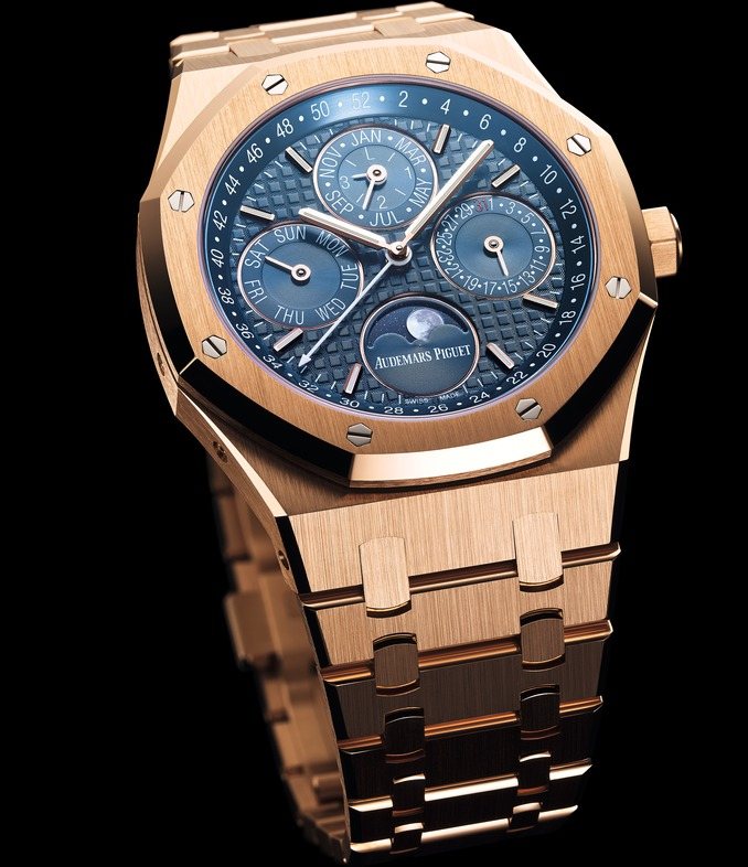 Classic And Famous Audemars Piguet Royal Oak Perpetual Calendar Replica
