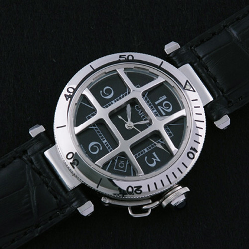 Buy Swiss Luxury Cartier Pasha Replica Watches In Low Price