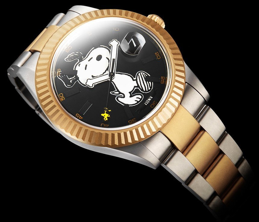 Introducing Bamford x The Rodnik Band Snoopy Customized Rolex Datejust Replica Watch