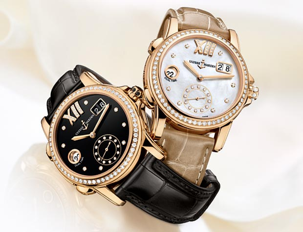 Reviewing Ulysse Nardin Dual Time Manufacture Lady Replica Watch