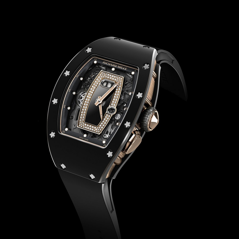 Richard Mille Releases The Replica RM07-01 And RM037 For Ladies