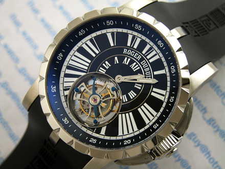 Exclusive Roger Dubuis Excalibur Replica Watches At Reasonable Price