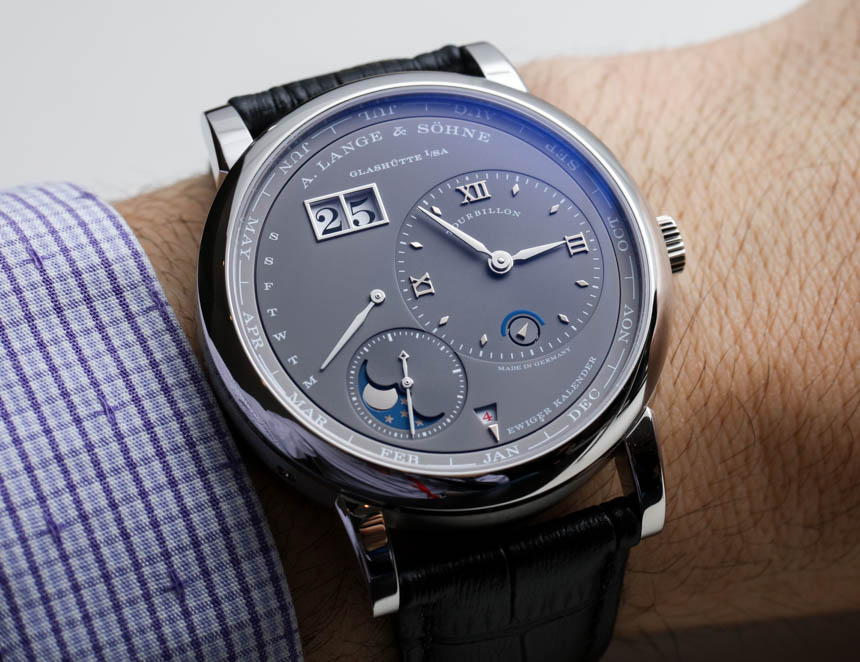Closer Look At The Classic A. Lange & Sohne Lange 1 Tourbillon Perpetual Calendar Replica Watch