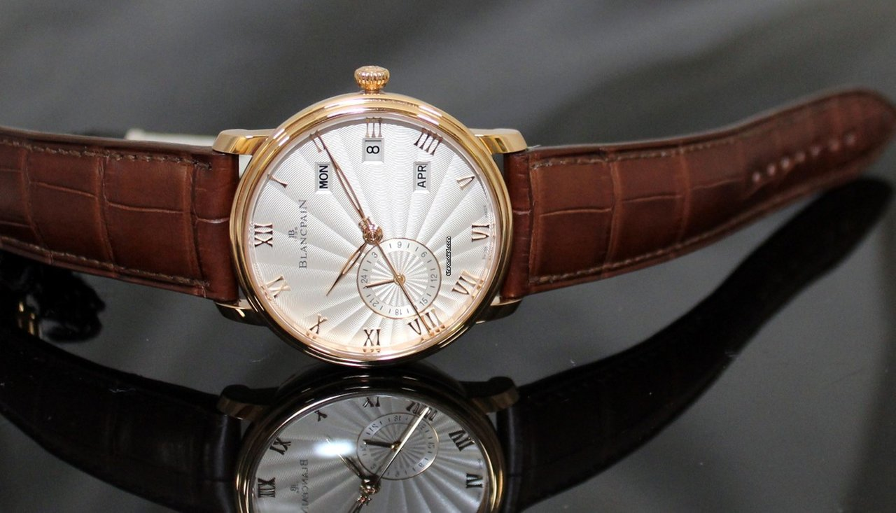 Blancpain Finally Releases The Villeret Quantieme Annuel GMT Replica Watch