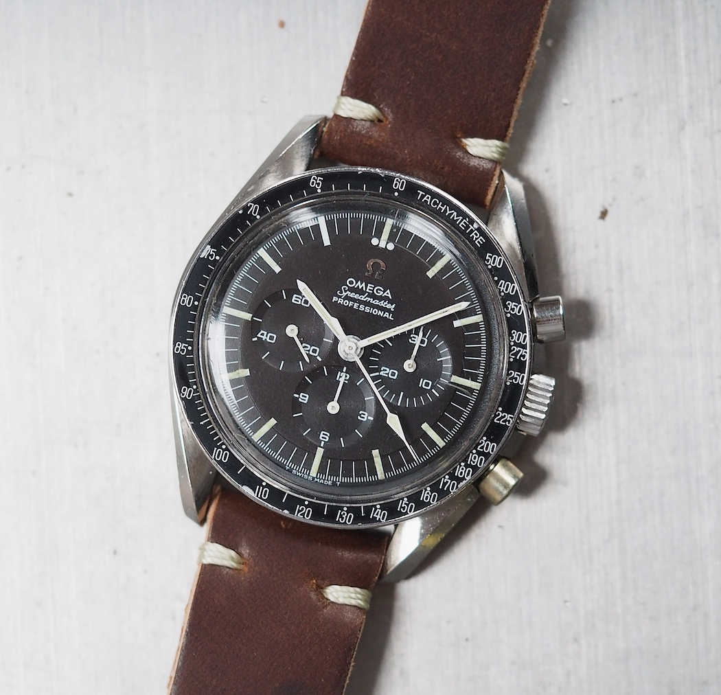 Closer Look At Omega Speedmaster Special 145.012 Replica Watch