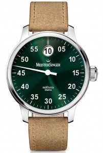 Replica MeisterSinger Salthora Meta With Exceptional Green Dial For Harrods Watch