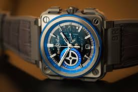 Take A Look At High Quality Bell & Ross BR-X1 HyperStellar Skeleton Chronograph Replica Watch