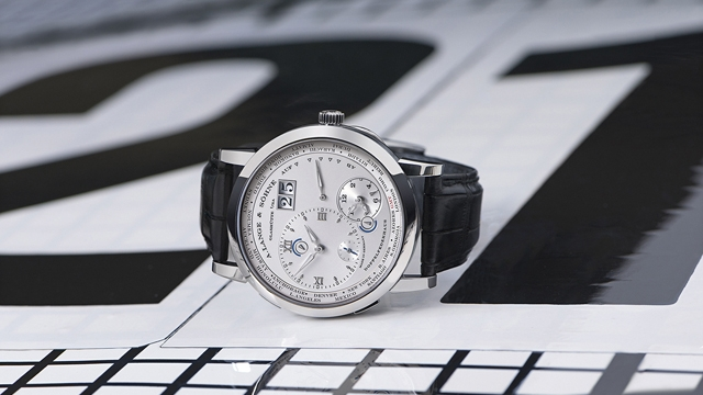 Reviewing The Typical A. Lange & Sohne LANGE 1 TIME ZONE 'Como Edition' Replica Watch