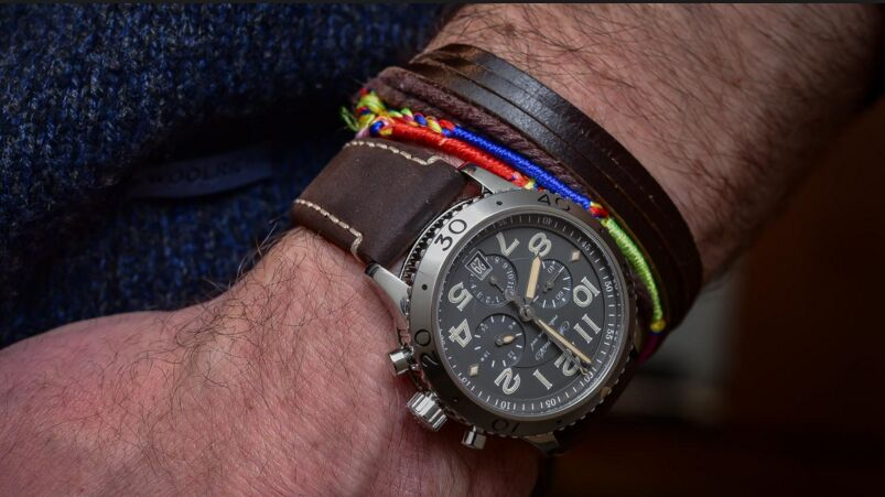 Reviewing The Chic And Traditional Breguet Type XXI 3817 Replica Watch