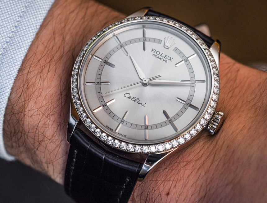 Hands On Exemplary Rolex Cellini Replica Watches
