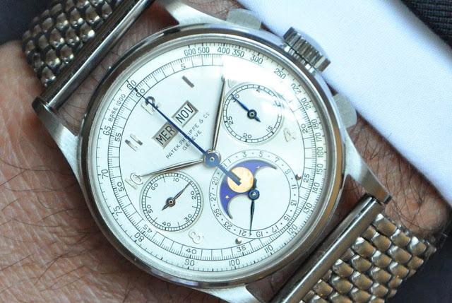 Replica Patek Philippe 1518 in steel on sale this Fall Will Offered in Fall 2016