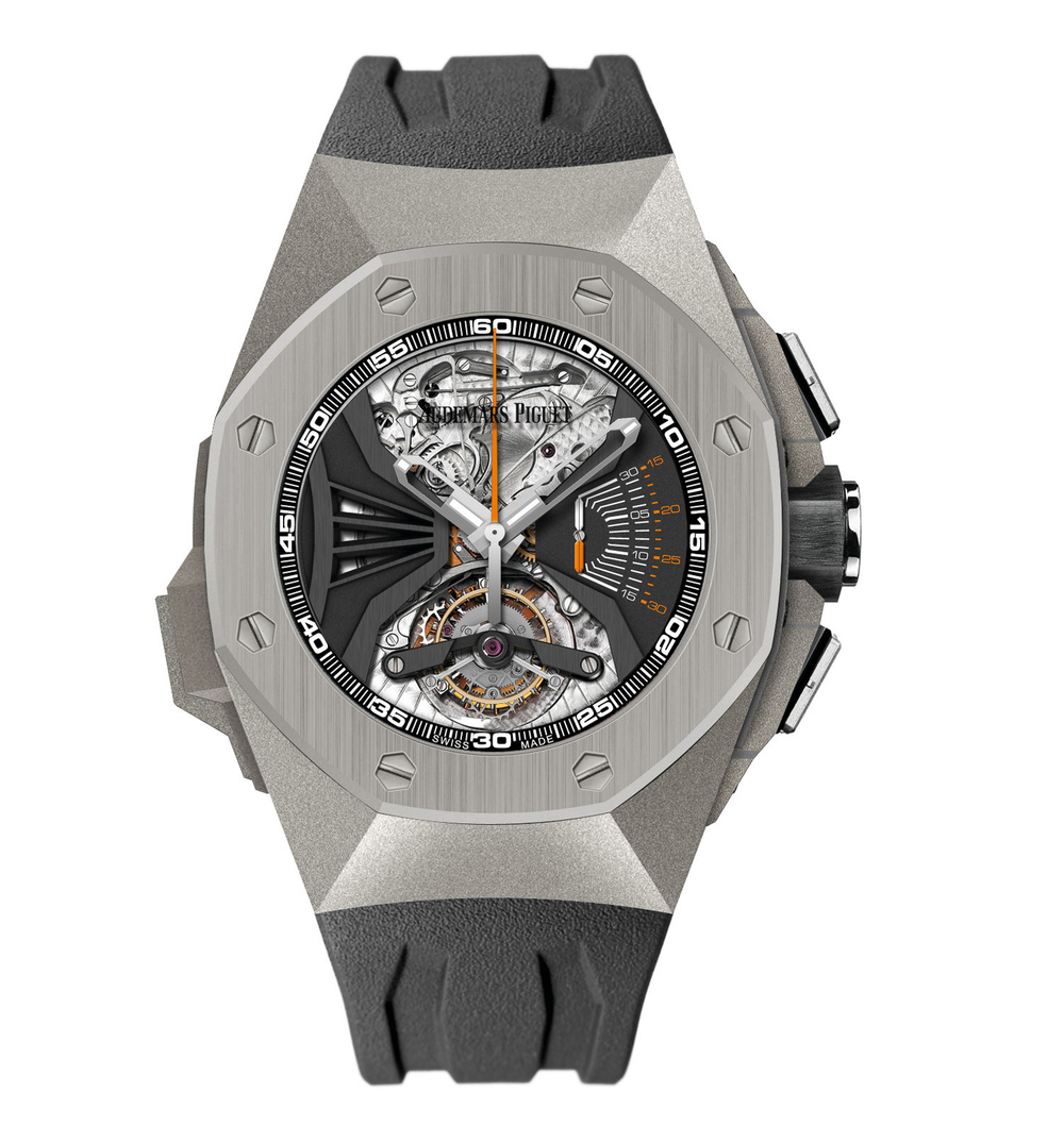 Presenting The New Piece Audemars Piguet Royal Oak Concept Acoustic Research Replica
