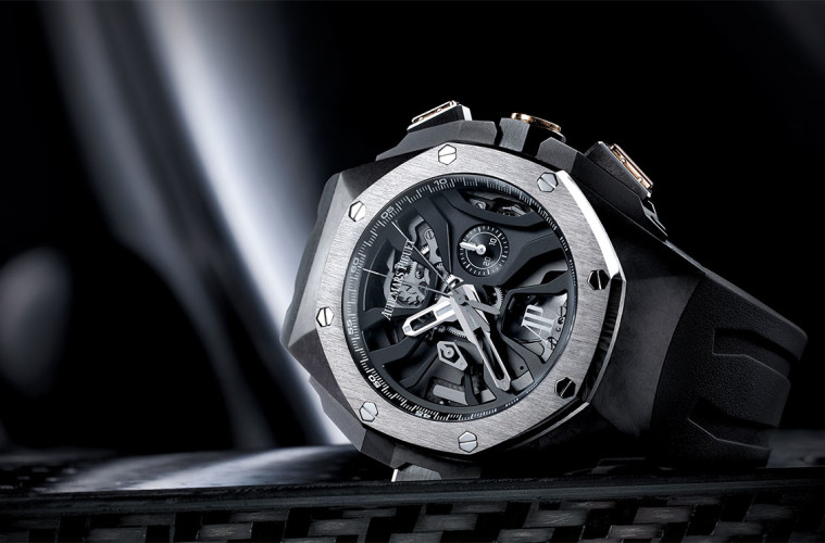 Presenting The Audemars Piguet Royal Oak Concept Laptimer Michael Schumacher Replica