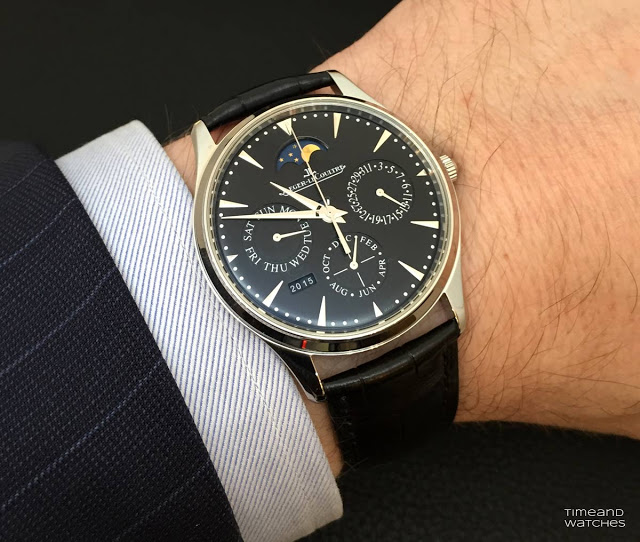 Jaeger-LeCoultre Master Ultra Thin Perpetual 39mm Replica At SIHH 2016