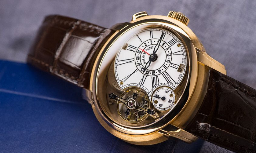 Take A Look At The Audemars Piguet Millenary Quadriennium 47mm Replica