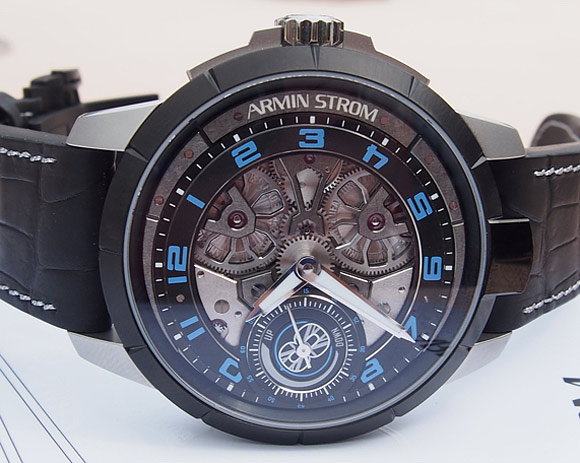 Limited Edition Watch Series:Armin Strom Max Chilton Edge Double Barrel Replica