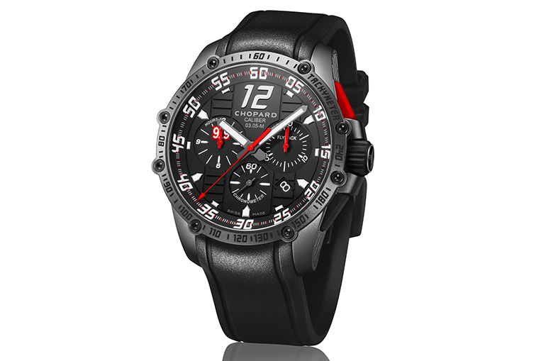 Introducing The Chopard Superfast Chrono Porsche 919 Black Replica