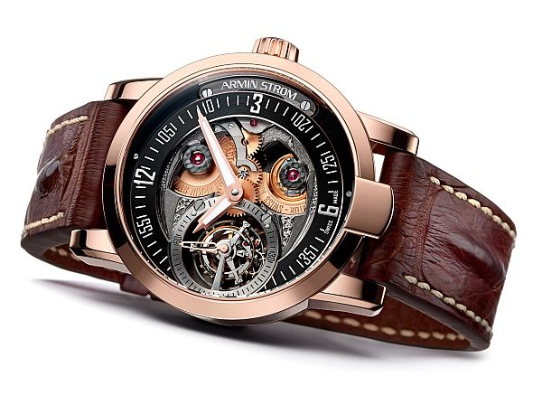 Detailed Review With The Armin Strom Tourbillon Gravity Fire Replica Watch