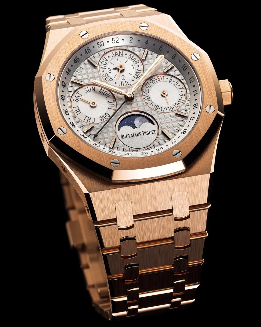Presenting The New Audemars Piguet Royal Oak Perpetual Calendar Mens Replica
