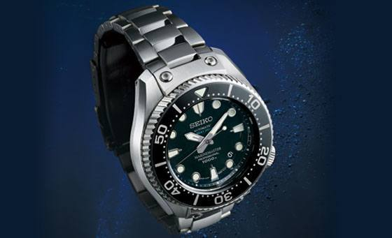 Limited Edition Watch Series:Seiko Marinemaster SBEX003 Replica