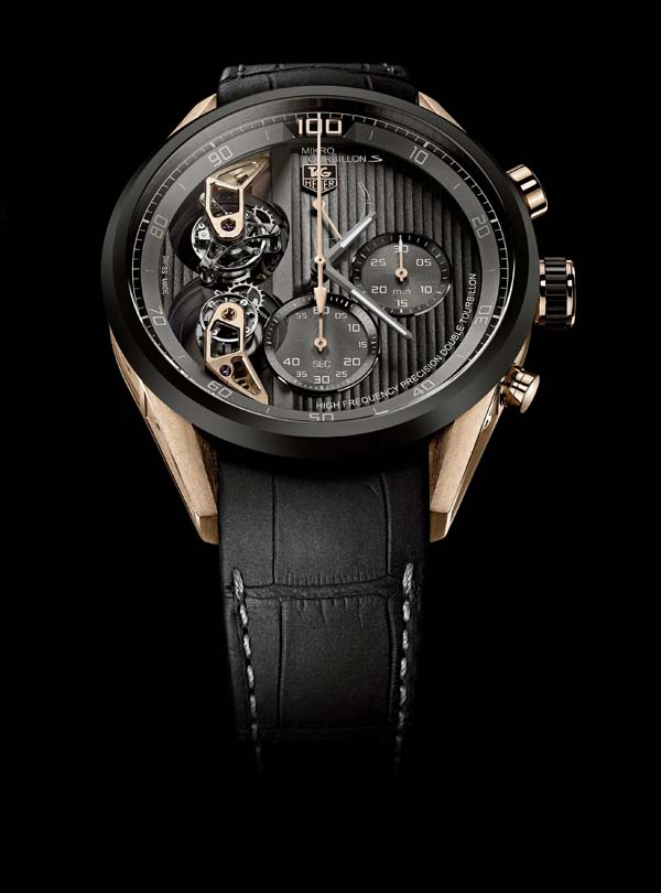 Detailed Review With The TAG Heuer MikrotourbillonS Mens Replica