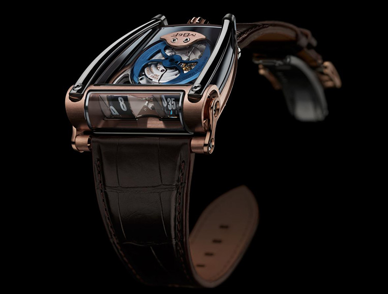 Take A Look At The Mb&f Horological Machine 8 Can-am Replica