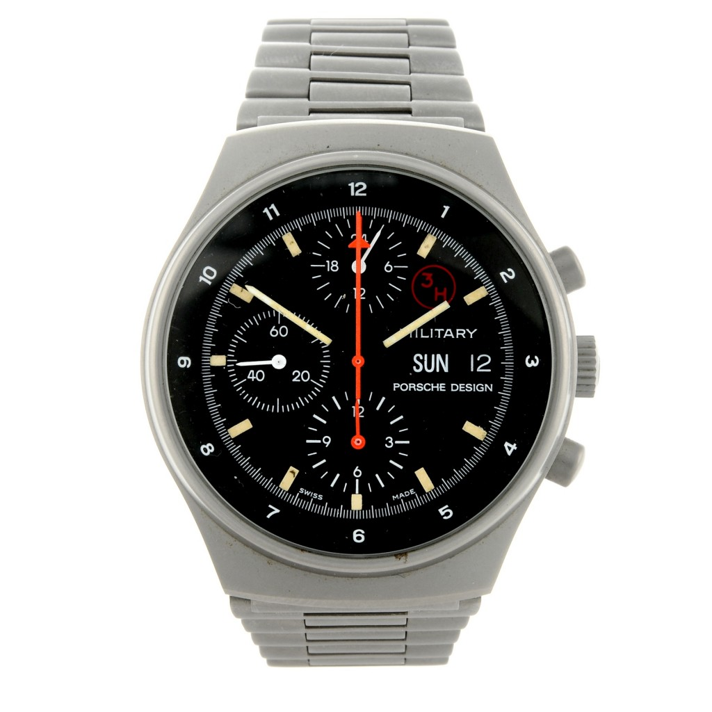 Take A Look At The Porsche Design Military Mens Replica