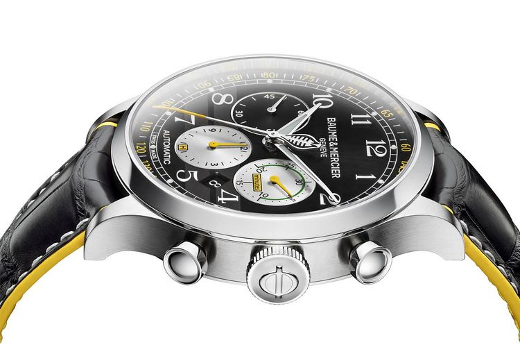 Baume & Mercier Capeland Shelby Cobra 1963 Replica Watch