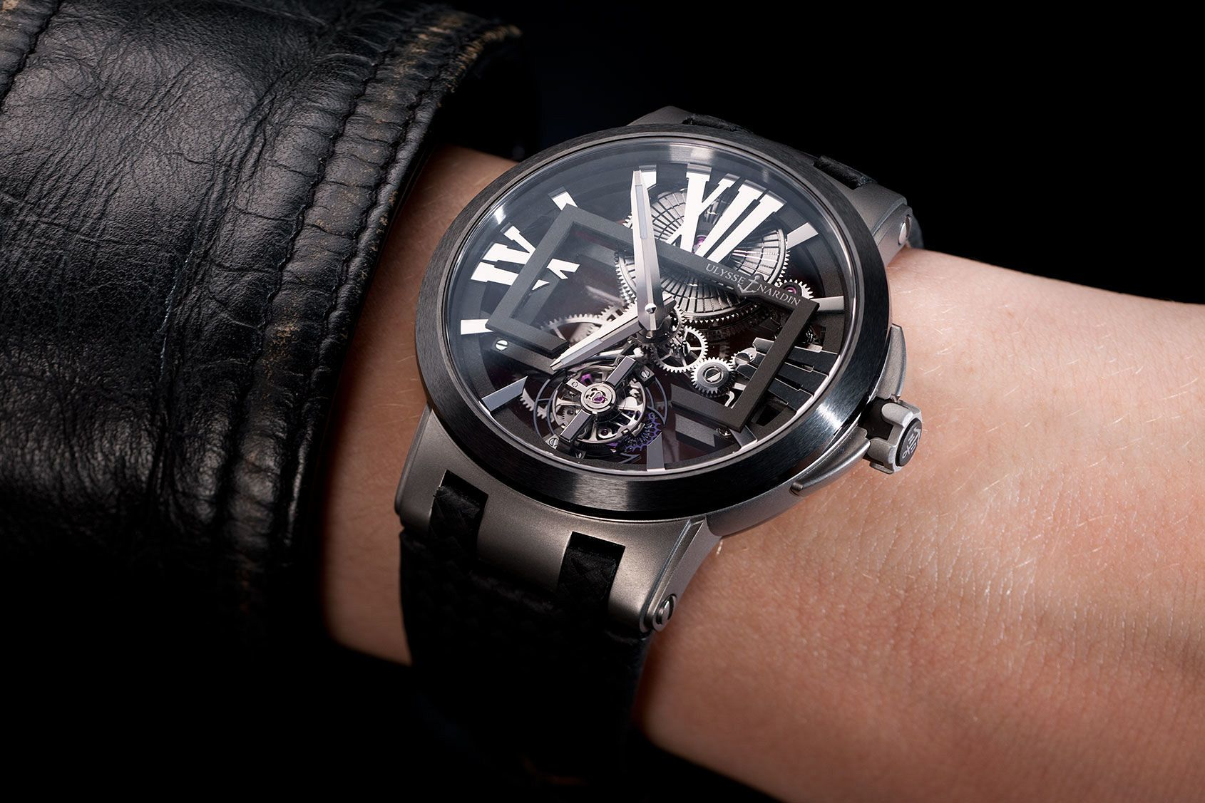 Presenting The New Ulysse Nardin Executive Tourbillon Replica