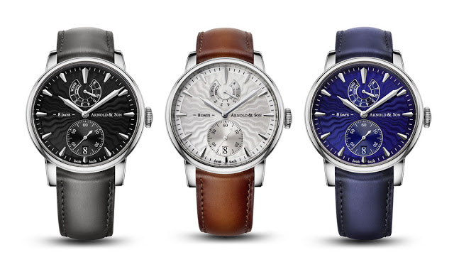 On the Wrist:Arnold & Son Eight-Day Royal Navy Replica Watches