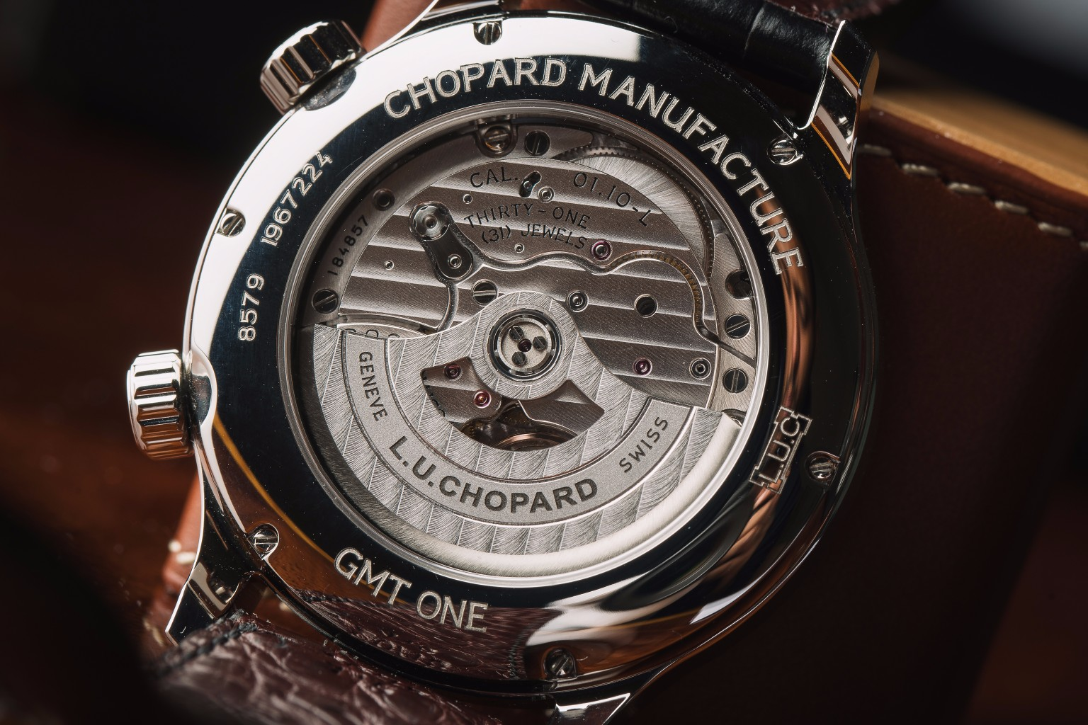Hands-On With Chopard Two L.U.C Travel With New Movement Replica Watches