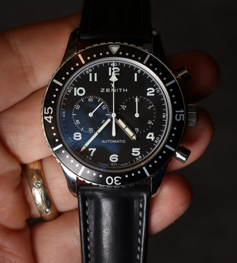 Take A Look At The Zenith Heritage Cronometro Tipo CP-2 Replica Watches