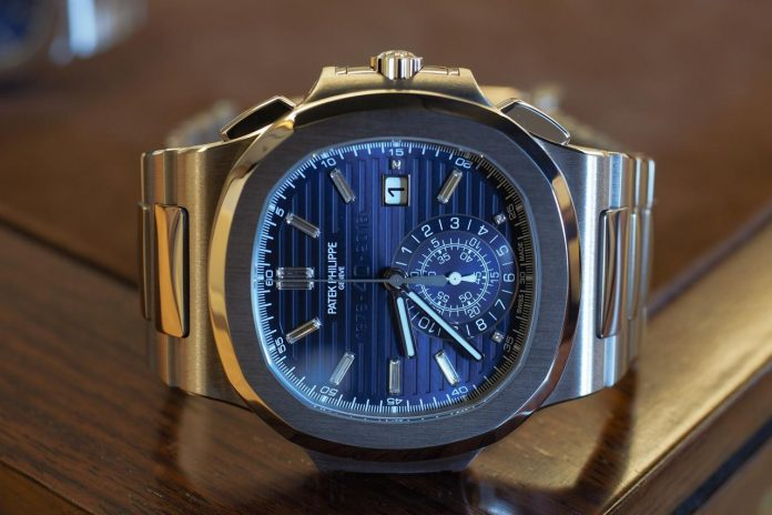 Limited Edition Watch Series:Patek Philippe Nautilus 40th Anniversary