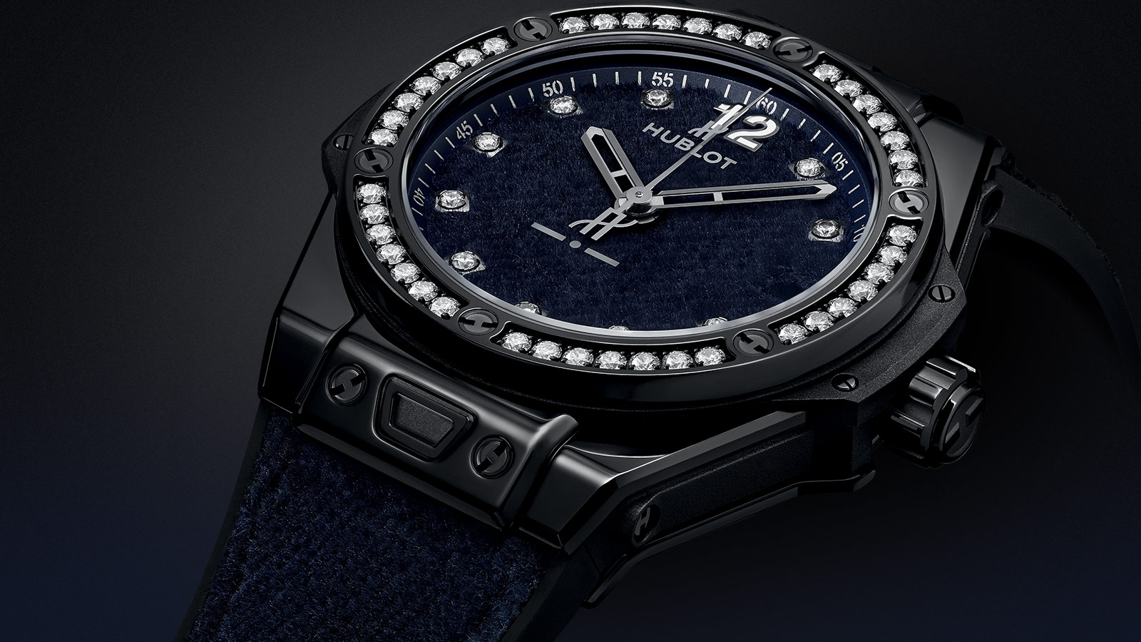 The New Replica Hublot Big Bang One Click Italia Independent