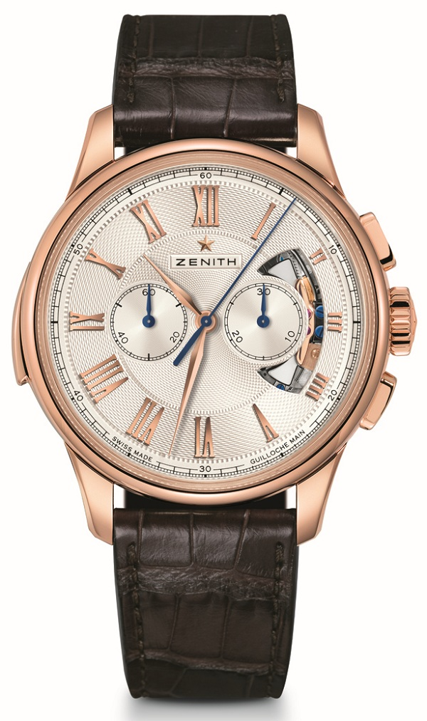 Show You The Zenith Academy Minute Repeater Chronograph Replica