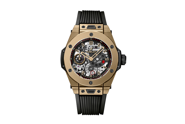 Show You The Hublot Big Bang Meca 10 Magic Gold Men's Replica