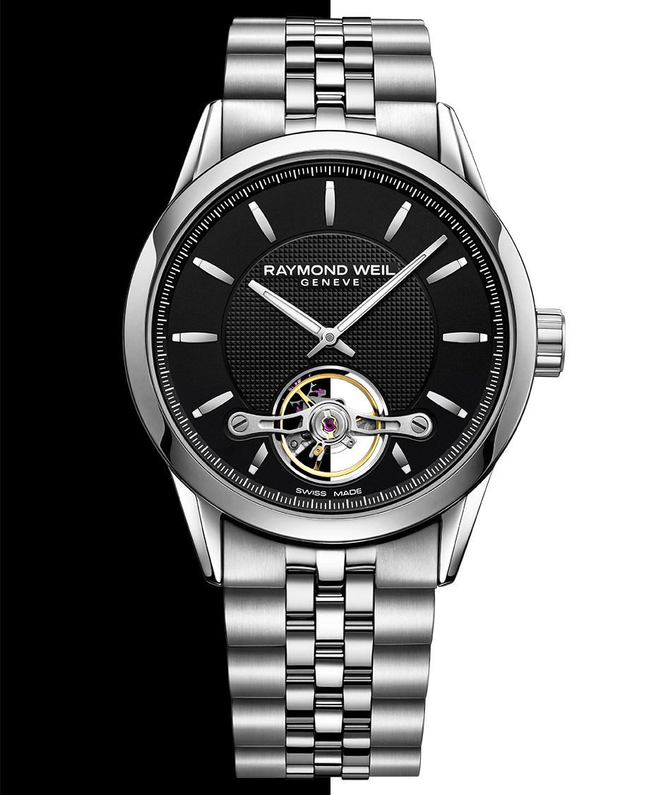 Show You The Raymond Weil Freelancer Calibre RW1212 Replica Watch