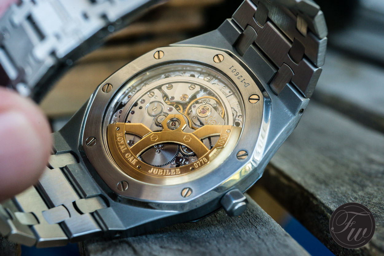 A Complete Guidebook On Audemars Piguet Royal Oak Jumbo Men's Replica