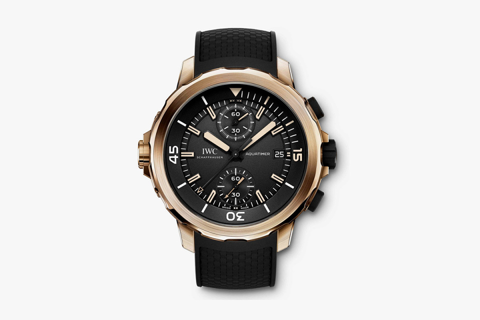 A Charming Watch On Your Wrist:IWC Schaffhausen Aquatimer Men's Replica