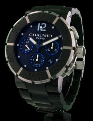 Chaumet Class One XXL Chronograph Watch Available On James List Sales & Auctions