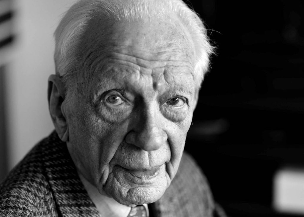 Helmut Sinn Has Passed Away At The Age Of 101 Watch Industry News