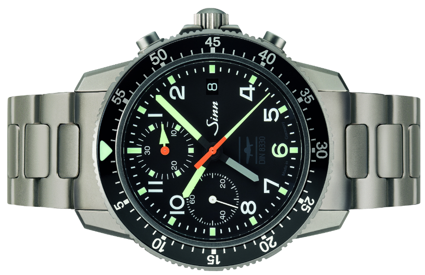 New Sinn Watches Worth It Replica DIN 8330 Certified Aviator Watches Watch Releases