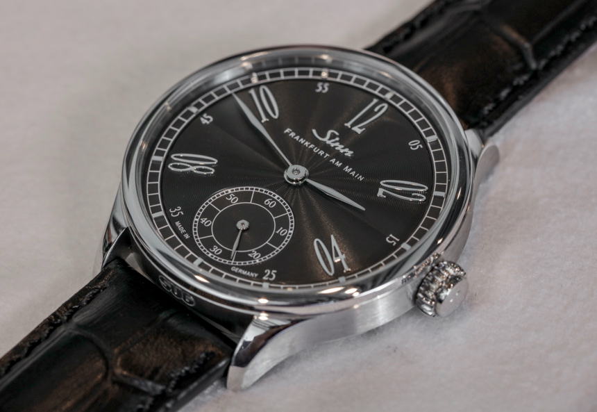 Sinn 6200 WG Meisterbund I Watch Hands-On Hands-On