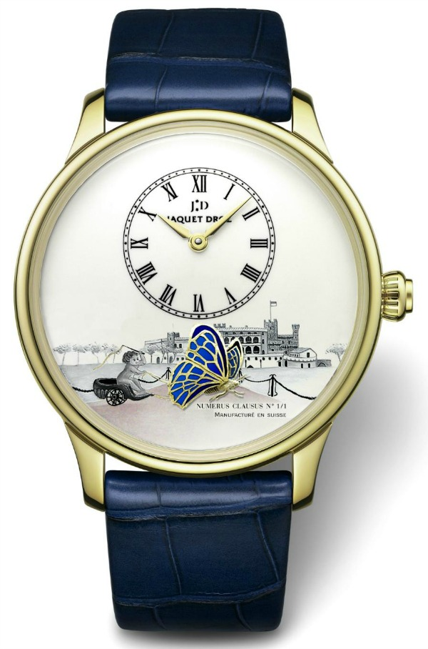Only Watch 2013 Auction: Full List Of Piece Unique Watches Sales & Auctions