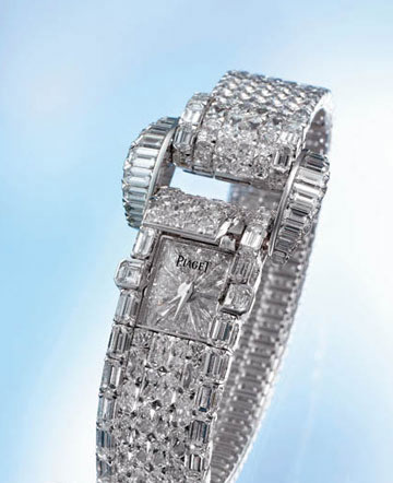 The Piaget LimeLigh watch, which worth 12,464,500 ? Replica Products