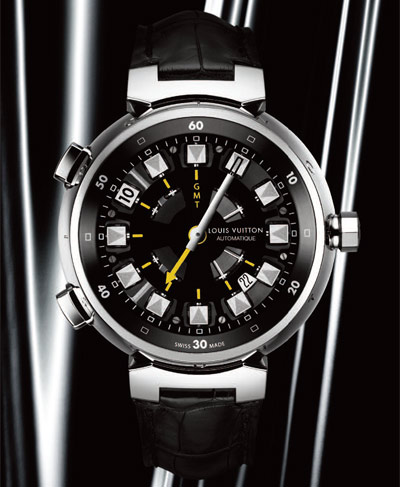 Louis Vuitton Tambour Replica watches tend to be calculated due to the famous trendy watches