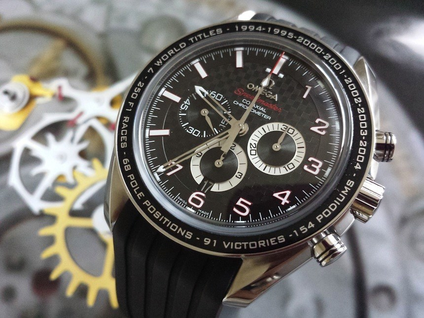Omega Speedmaster Schumacher Legend Replica Germany Watch Introduction